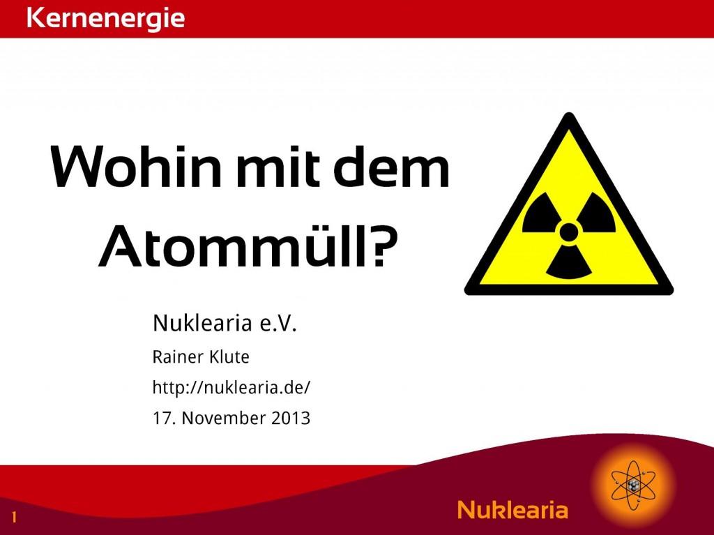 kernenergie referat powerpoint