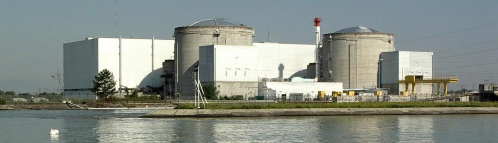 Kernkraftwerk Fessenheim